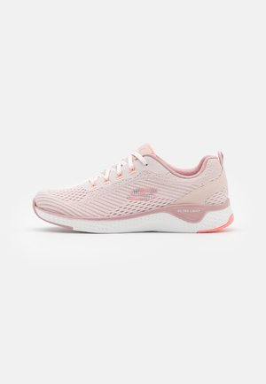 SOLAR FUSE - Sneakersy niskie - light pink/pink