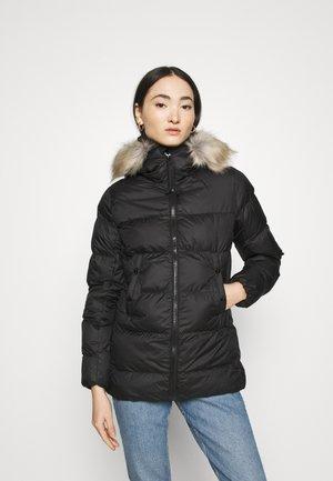 WHISTLER COAT - Winterjas - black