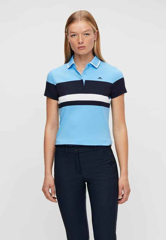 JLI JADE - Polo shirt - ocean blue