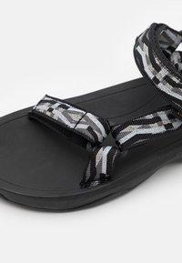Teva - HURRICANE XLT 2 UNISEX - Walking sandals - toro black - 5