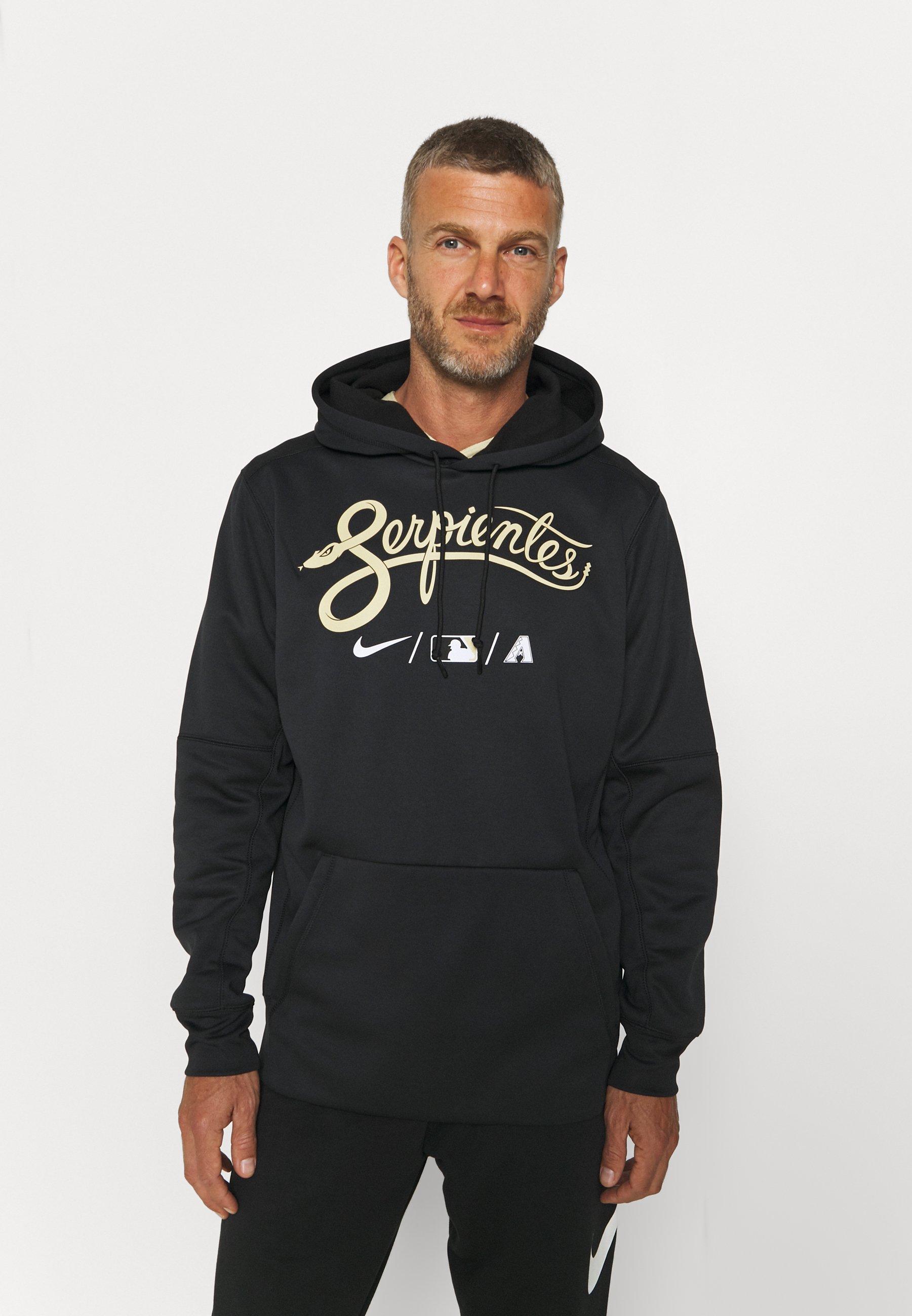 Men MLB CITY CONNECT ARIZONA DIAMONDBACKS BASEBALL THERMA HOODI - Zip-up sweatshirt