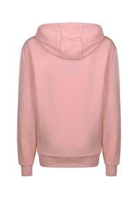 Ellesse - PICTON OH KAPUZENPULLOVER DAMEN - Hoodie - light pink - 1