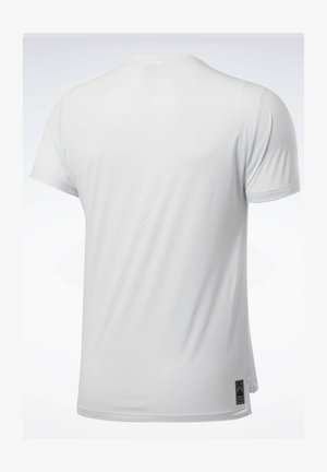 UNITED BY FITNESS PERFORATED  - T-shirt basic - grey