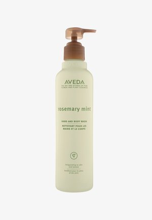 ROSEMARY MINT HAND & BODY WASH  - Shower gel - -