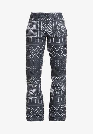 RECRUIT - Zimní kalhoty - black mud
