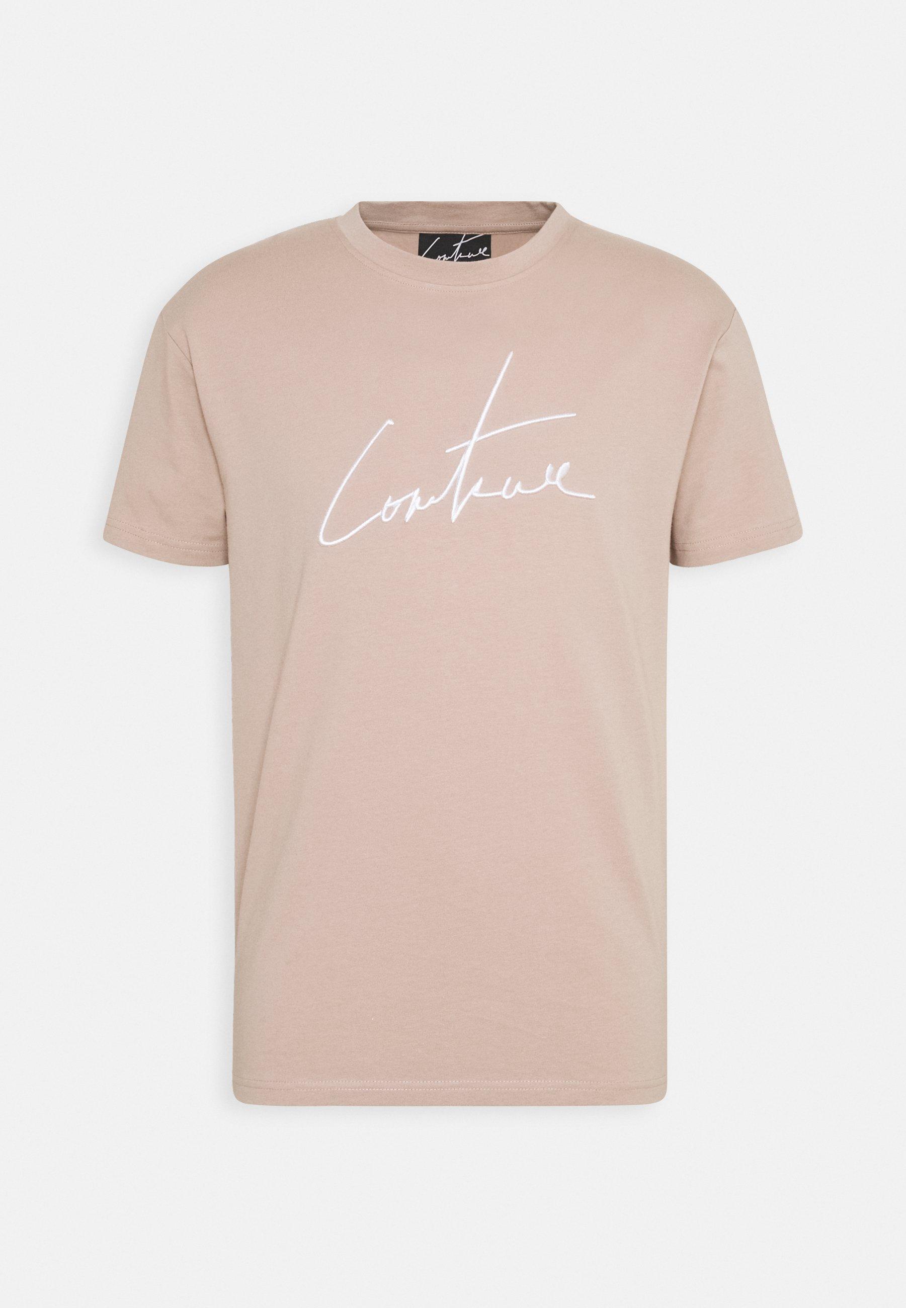 Men ESSENTIAL SLIM FIT T-SHIRT - Basic T-shirt