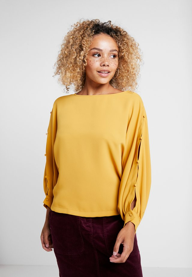 ANEWDULL - Blouse - amber yellow