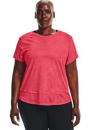 TECH VENT - Basic T-shirt - red