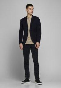 Jack & Jones PREMIUM - Blazer jacket - dark navy - 1