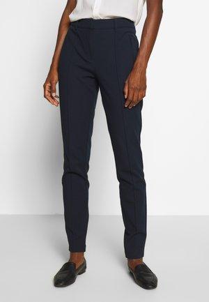 BANEMOON - Trousers - dunkelblau