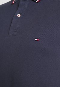 Tommy Hilfiger - TIPPED SLIM FIT - Polo - blue - 6