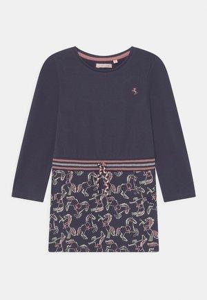 SMALL GIRLS DRESS - Jersey dress - parisian night