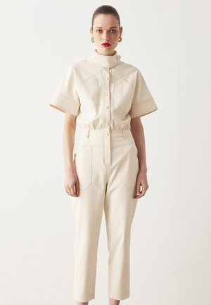 Jumpsuit - cream