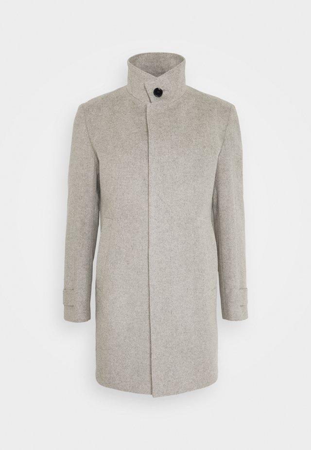 NEW - Wollmantel/klassischer Mantel - grey