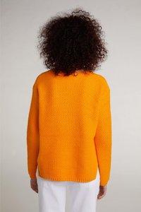 Oui - Jumper - flame orange - 2