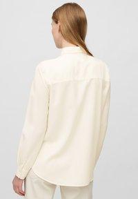 Marc O'Polo - Button-down blouse - raw cream - 2