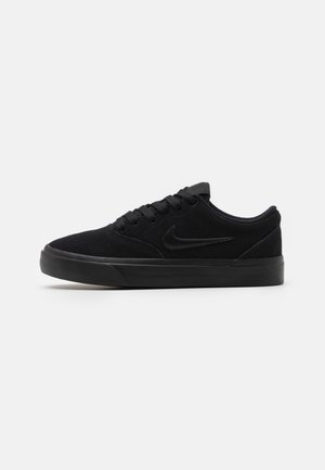 CHARGE UNISEX - Sneakers laag - black