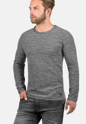 PANTALEON - Sweater - grey melange