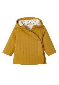 Vertbaudet - Light jacket - senfgelb - 3