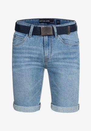 CUBA CADEN - Denim shorts - blue