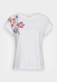 Springfield - CAMISETA SIFNOS - Print T-shirt - white - 3