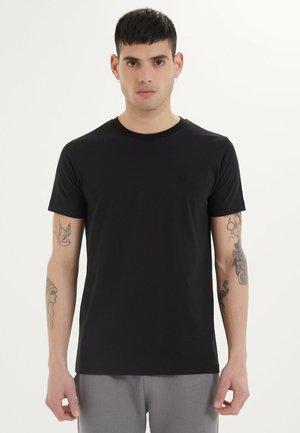 ESSENTIALS  - Basic T-shirt - black