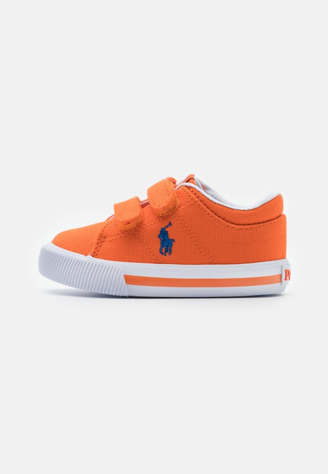 ELMWOOD UNISEX - Sneakers basse - orange/royal
