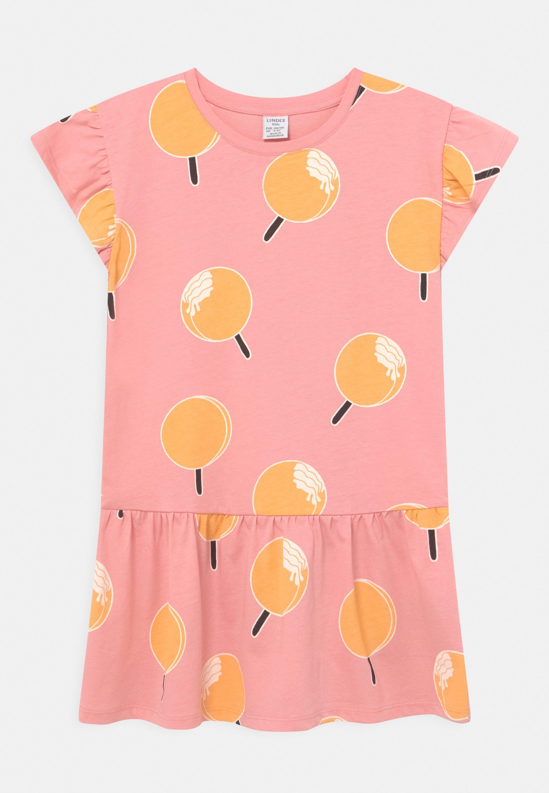 Kids MINI FRILL SLEEVE - Jersey dress