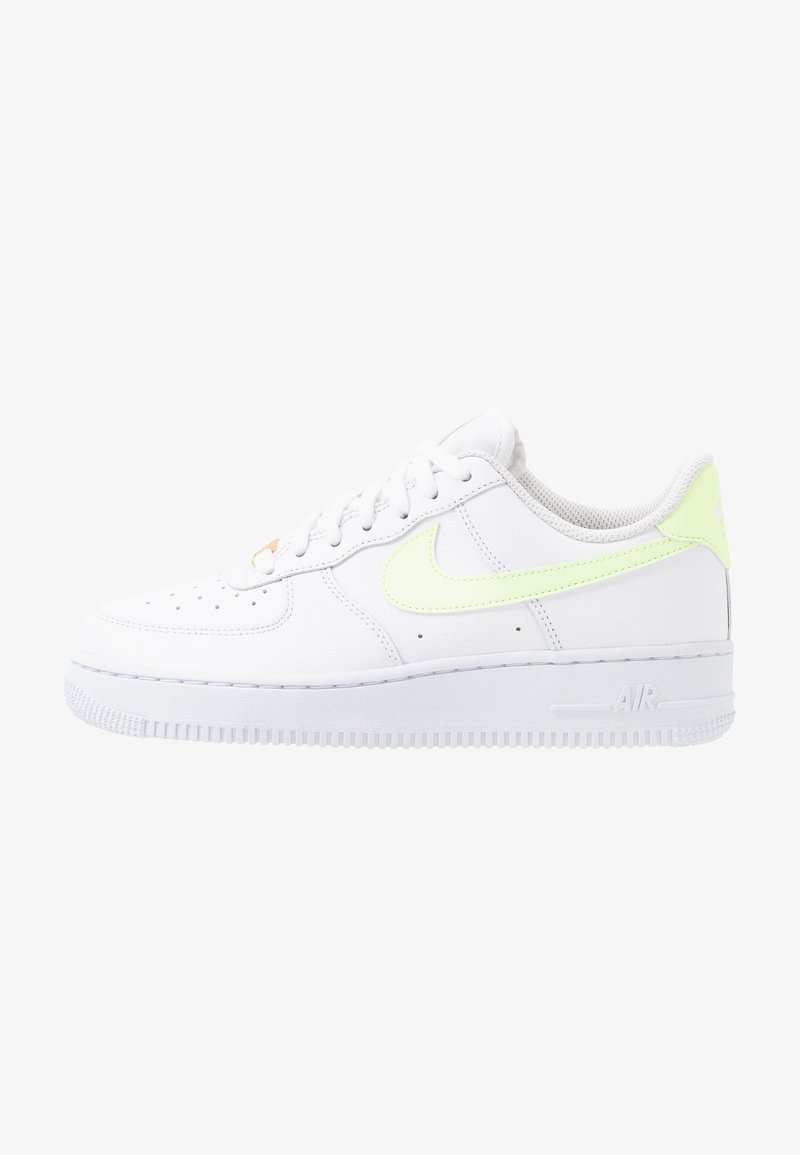 Nike Sportswear - AIR FORCE 1 - Trainers - white/barely volt