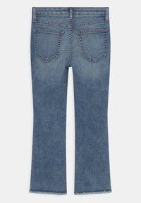 GAP - GIRL - Bootcut jeans - blue denim - 1