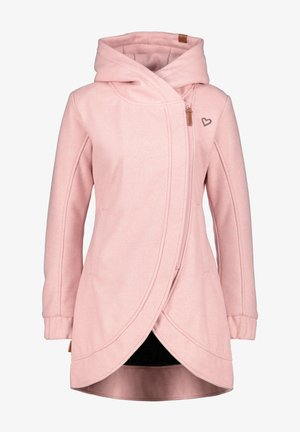 Short coat - blush