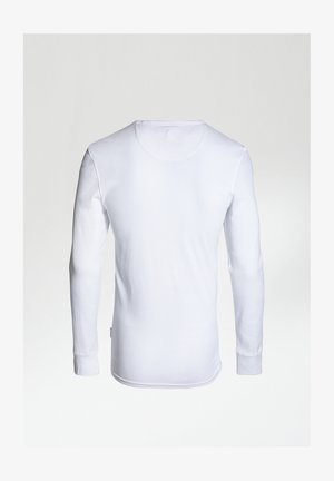 DAMIAN-B - Camiseta de manga larga - white