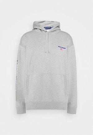 NEON - Hoodie - grey