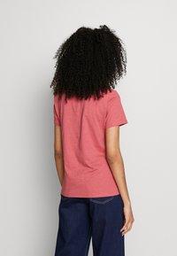 edc by Esprit - CORE SLUB - T-shirts med print - blush - 2