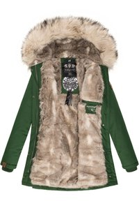 Navahoo - CRISTAL - Winter coat - green - 2