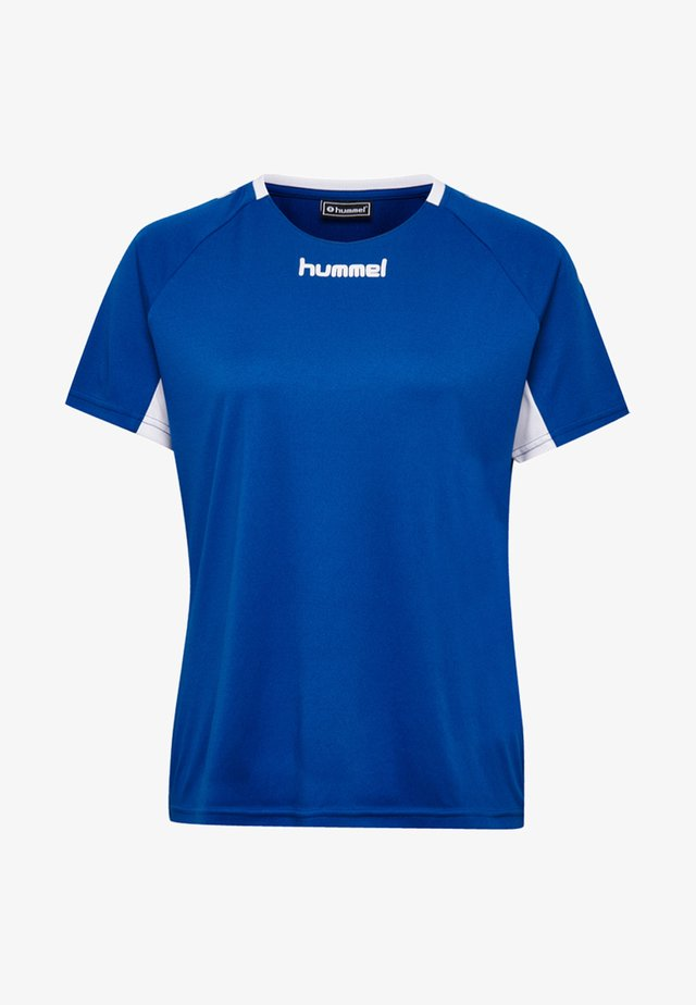 CORE TEAM  - Print T-shirt - true blue