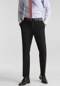Esprit Collection - Suit trousers - black - 0