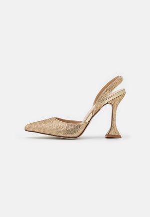 AAYRA - Klassiske pumps - rose gold
