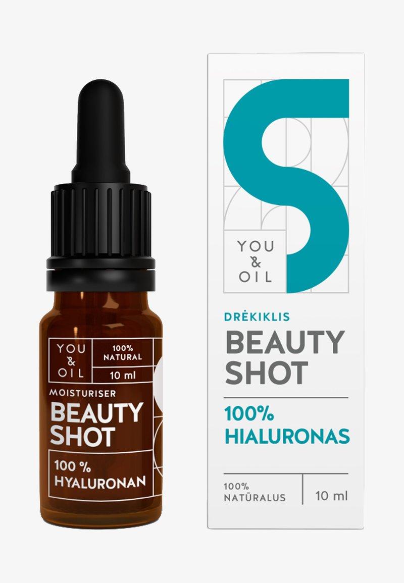 YOU & OIL - HYALURONAN MOISTURIZER - Serum - -