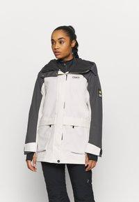 COLOURWEAR - BLAZE JACKET - Snowboard jacket - off white - 0
