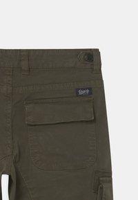 Petrol Industries - Cargo trousers - dark army - 2