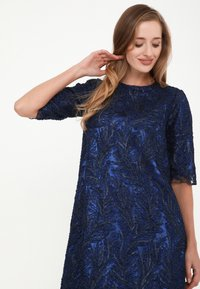 Madam-T - Cocktail dress / Party dress - blau - 3