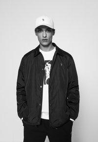 Polo Ralph Lauren - DOUBLE TECH - Sweatshirt - white - 3