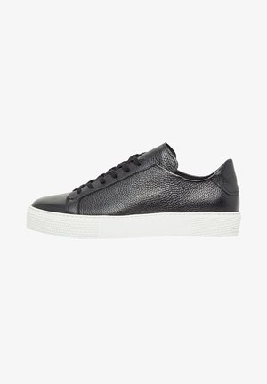 SIGNATURE - Sneakers basse - black