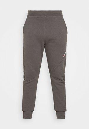 LOGO PANT - Verryttelyhousut - grey