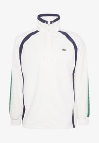 Lacoste - Summer jacket - flour/dark navy/green - 4