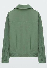 Massimo Dutti - Light jacket - green - 1