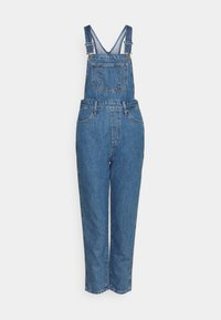 TAPERED OVERALL - Dungarees - crazy blue