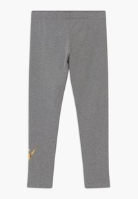 Nike Sportswear - FAVORITES SHINE - Legíny - mottled grey - 1