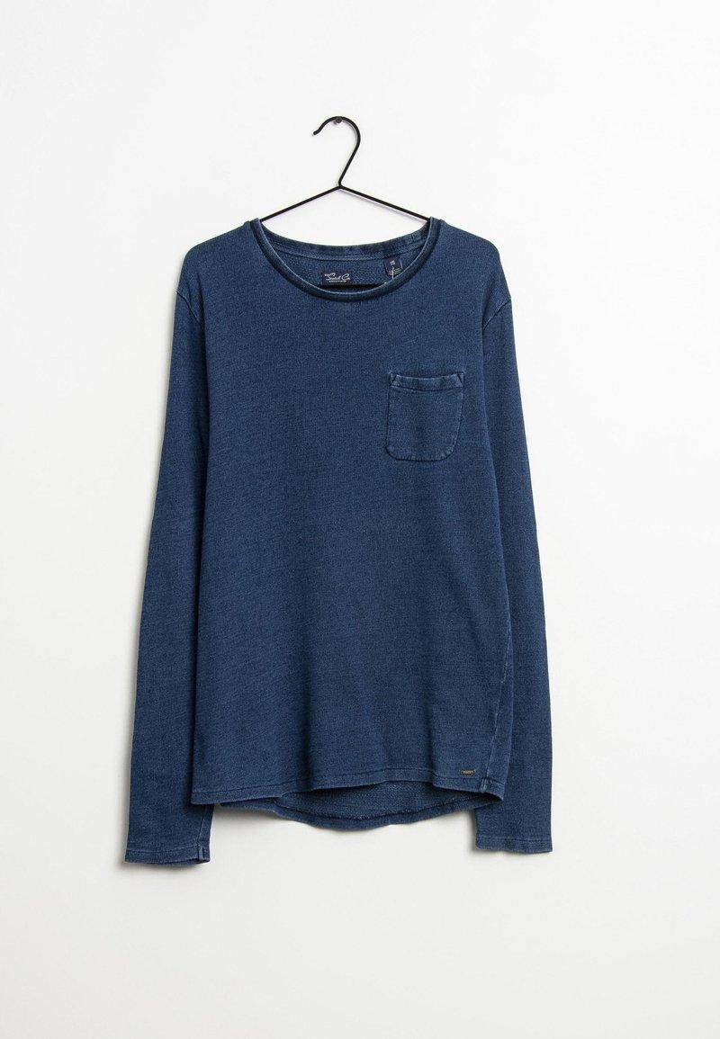 Scotch & Soda - Sweatshirt - blau